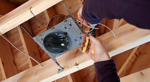 Commercial electrical services in McKinney, TX
